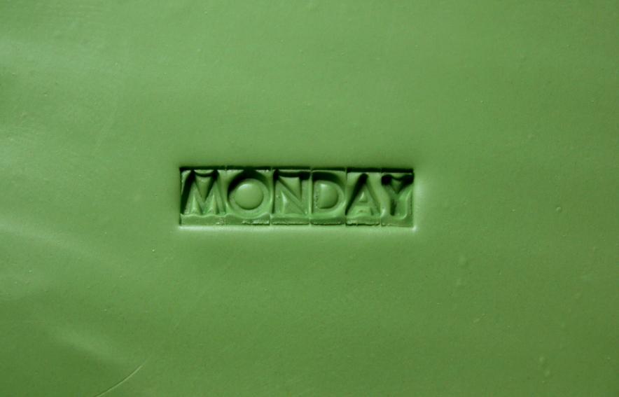 Moving to Mondays!